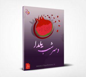 نمونه کتاب الکترونیک آموزش آشپزی